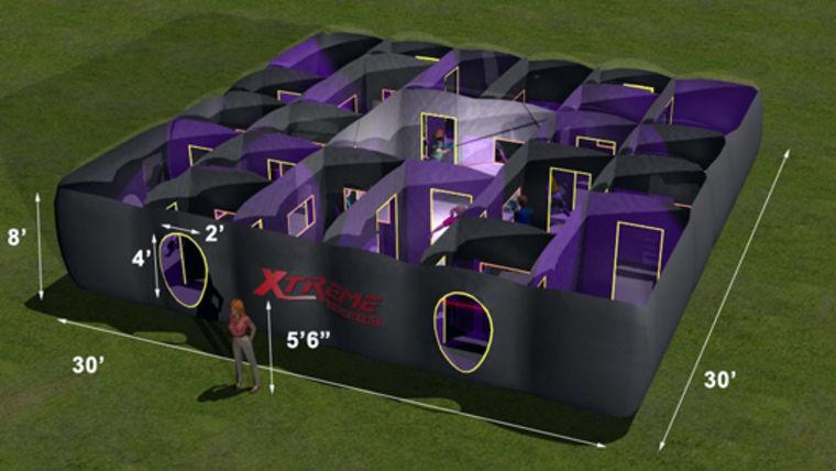 Xtreme Laser Tag Arena Rentals Online 1 750 Hour
