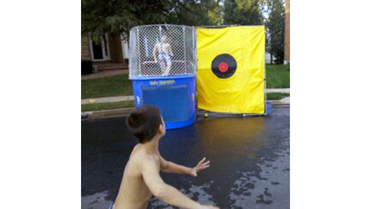 Image of a Dunk Tank