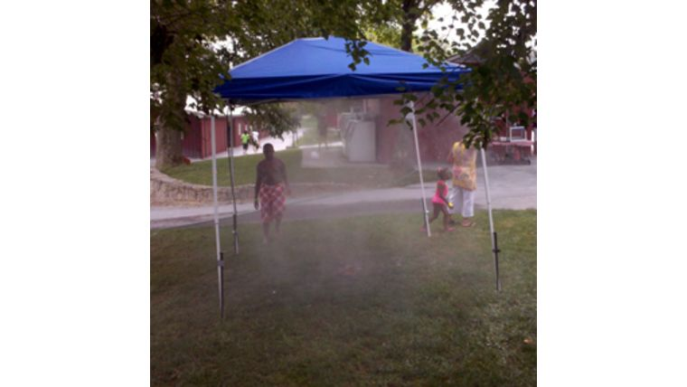 Picture of a Mist Tent  sc 1 st  Goodshuffle.com & Mist Tent rentals online - $275/day
