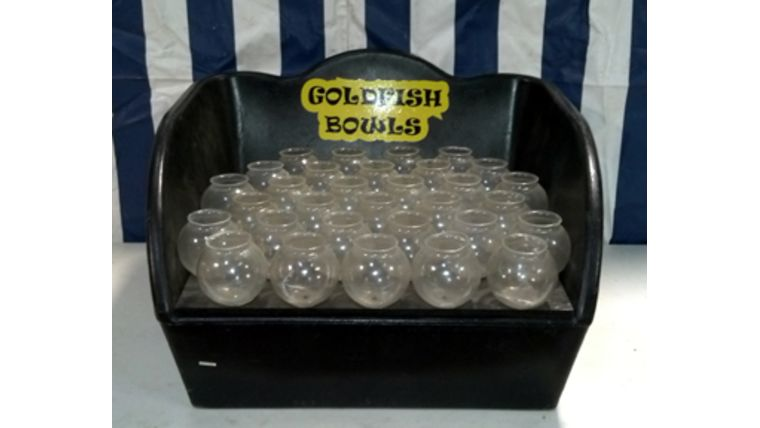 Image of a Goldfish Bowl Toss