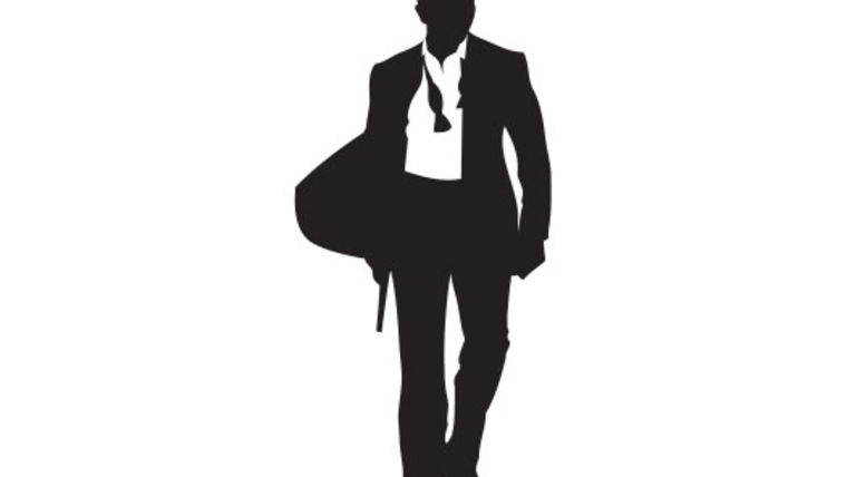 James bond casino royale silhouette