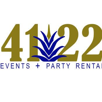 Profile Image of 41TwentyTwo Events + Party Rentals