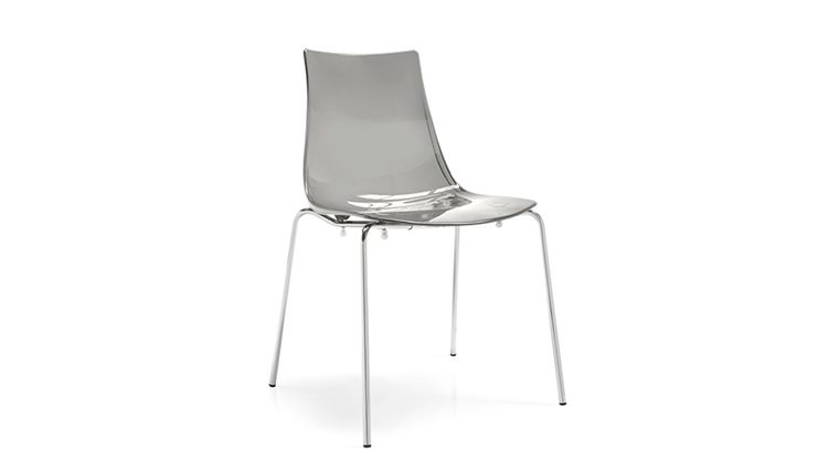 Picture Of A Vienna Chair   Smoke Grey
