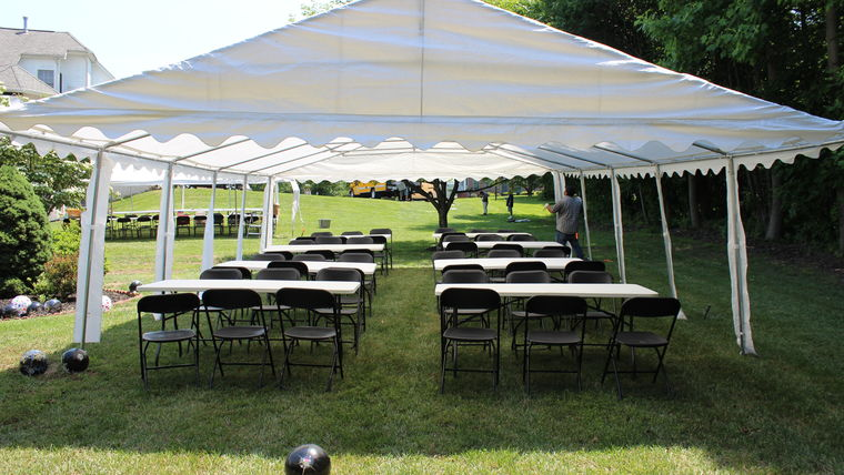 20 X 40 Economy Frame Tent Rentals Online 449 Day