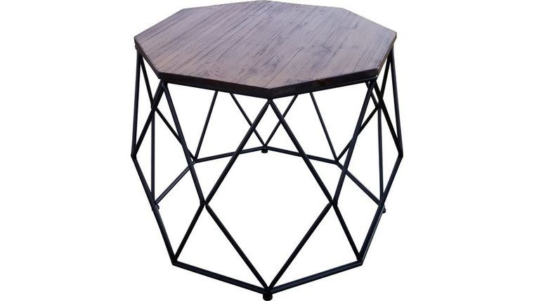 Picture of a GEOMETRIC COFFEE TABLE
