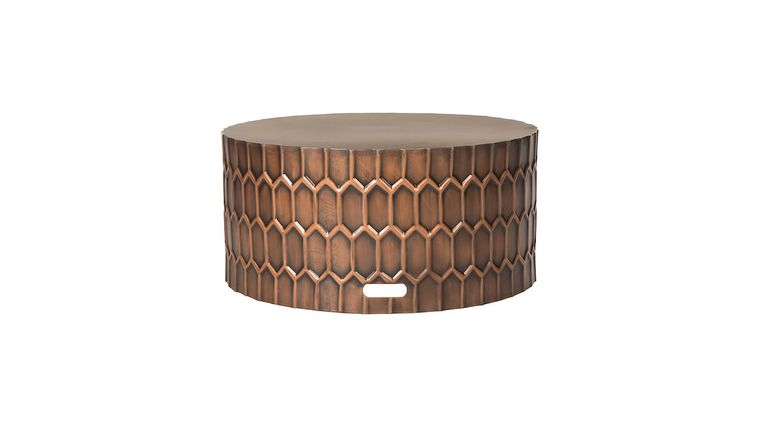 Picture of a COPPER DRUM
