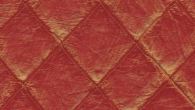 Image of a Fire Orange Pintuck Pillowcases