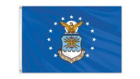 Image of a 3' x 5' United States Air Force Flags