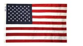 Image of a 3' x 5' United States of America Flags