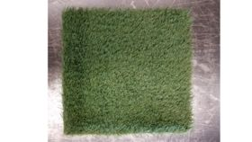 Image of a 2' x 2' Faux Grass Square