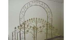 Image of a Brass Arch