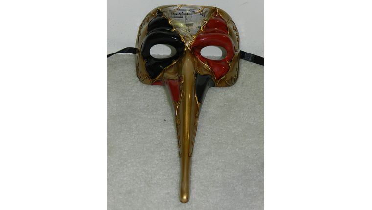 Picture of a Mask-Achilles Eye