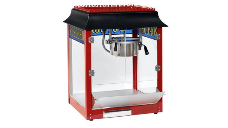 popcorn machine hollywood theme party