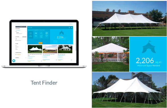 tents worth the cost  sc 1 st  The Goodshuffle Blog & Worth the Cost Series: Tent Rentals | Why are tent rentals so ...
