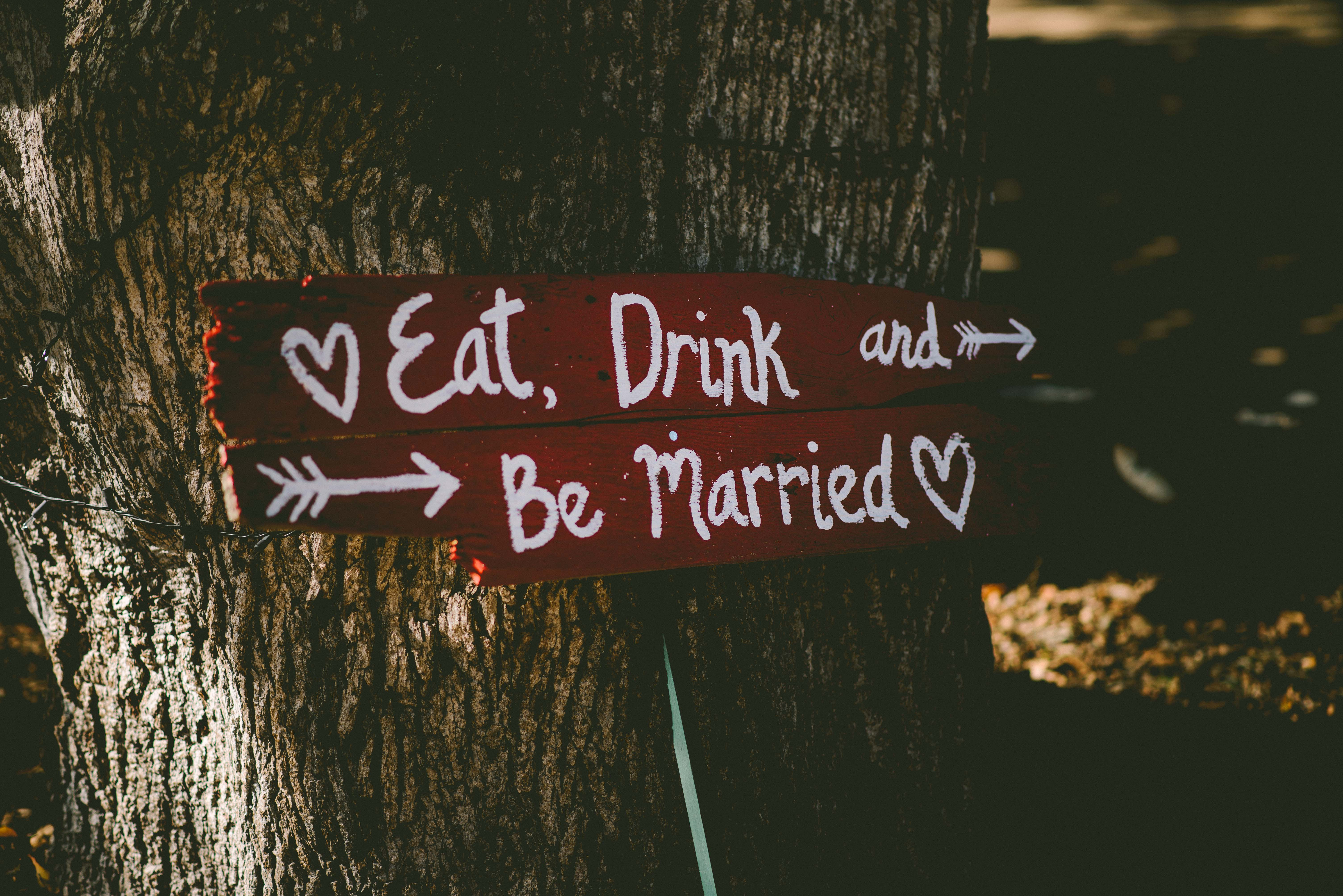 Weddings in Northern Virginia. Creative and Fun Wedding Phrases