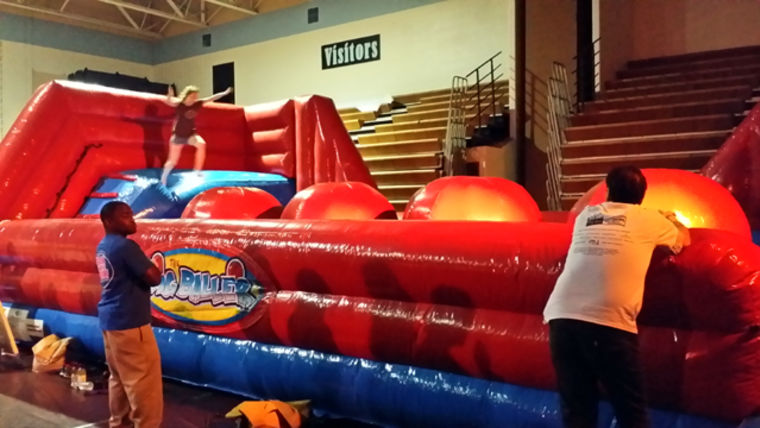 Bounce House. Moon Bounce. Inflatable Wipeout Game. https://www.goodshuffle.com