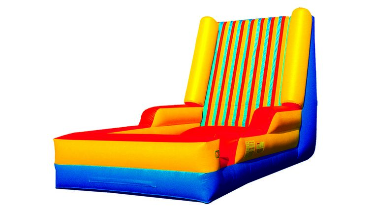 Bounce House. Moon Bounce. Inflatable velcro wall rental. Birthday Party ideas. https://www.goodshuffle.com