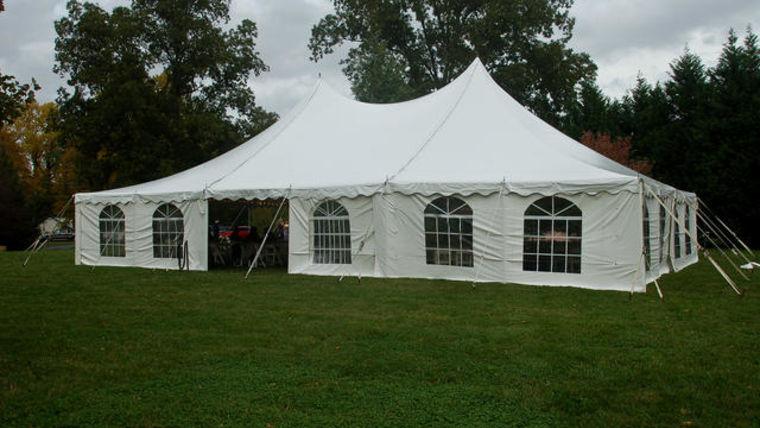 Renting Tents 101