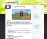 21 Things 4 Students: Thing 18 - Digital Storytelling