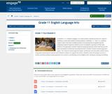 Grade 11 ELA Module 3