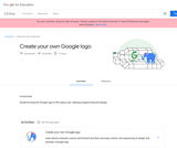 CS First - Create your own Google logo