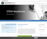 STEM Readiness