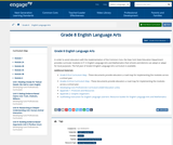 Common Core Curriculum Grade 8 ELA