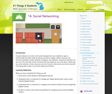 21 Things 4 Students: Thing 14 - Social Networking