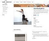 Anti-Gravity Mirror