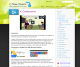 21 Things 4 Students: Thing 4 - Collaboration