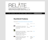 RELATE real-world problem index