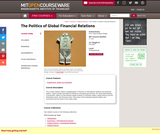 The Politics of Global Financial Relations, Fall 2007