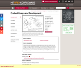 Product Design and Development, Spring 2006