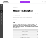 3.OA, MD, NBT Classroom Supplies