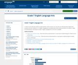 Common Core Curriculum Grade 7 ELA