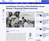 Lived History: The Story of the Wind River Virtual Museum