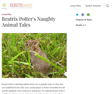 Beatrix Potter's Naughty Animal Tales