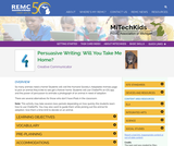 Persuasive Writing: Will You Take Me Home?