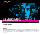 Book 3, Transformation. Chapter 3, Lesson 1: Jimi Hendrix: Introducing Hard Rock