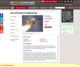 Aircraft Systems Engineering, Fall 2005