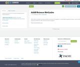 AAAS Science NetLinks