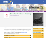 Create Your Own Sound Recording