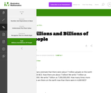 5.NBT Millions and Billions of People