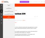 A-CED Uranium 238