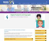 Digital Footprint and Copyright