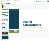 2019-03-07 OER for Administrators