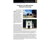 Frederica: An 18th-Century Planned Community
