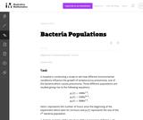 Bacteria Populations