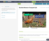 Garden Science: Compost Lab