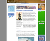 02. Foundations of American Government